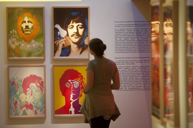 Exposición 'Mensajes desde la pared'