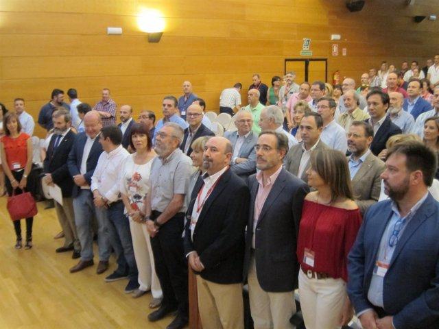 Apertura del XIII Congreso Ordinario de UGT Jaén