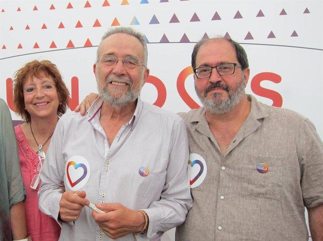Candidato de Unidos Podemos por Zaragoza