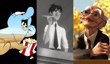 Resultado de imagen de cortos pixar