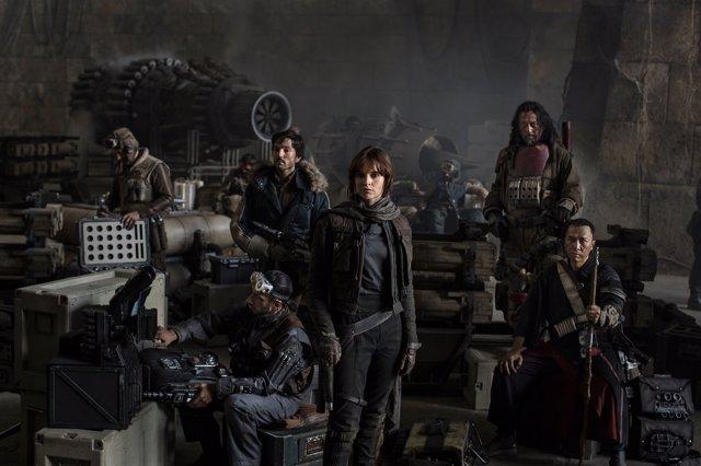 Imagen de 'Star Wars: Rogue One'