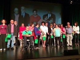 Día de la ONCE en Euskadi