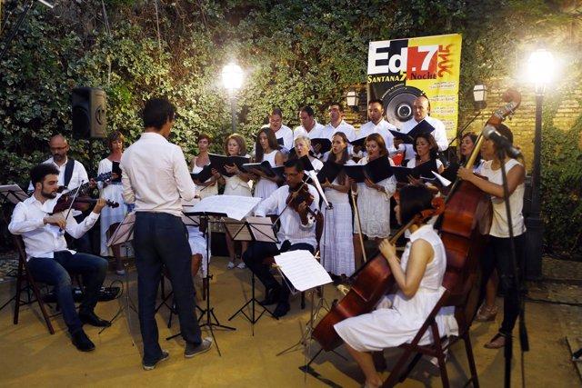 Ciclo de conciertos SantAna5