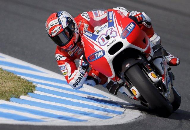 Andrea Dovizioso Ducati