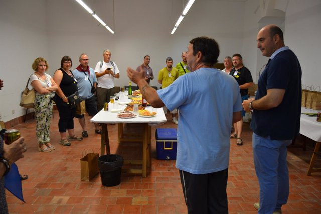 II Encuentro de Peregrinos de la 'Ciudad de Alcañiz'.