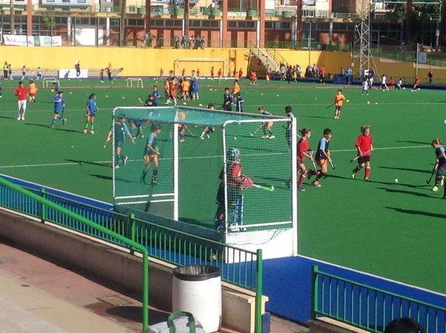 Club Hockey CD Málaga 91