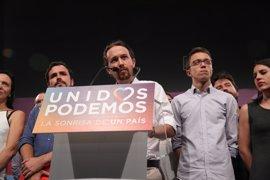 Unidos Podemos pierde más de un millón de votos y se queda lejos del 'sorpasso' al PSOE