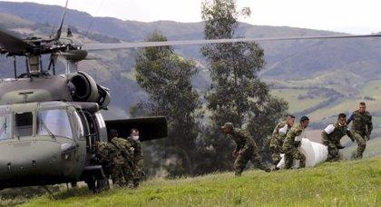 Desaparece de los radares un helicóptero con 16 militares a bordo en Colombia