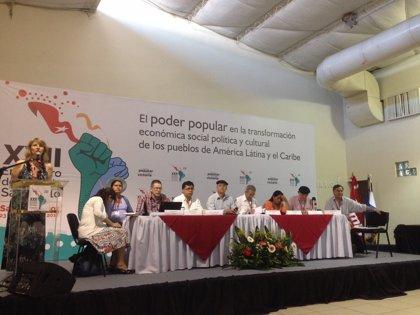 Partidos de izquierda declaran su apoyo a Maduro y Rousseff