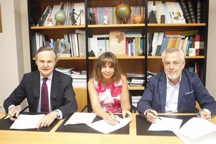 Acuerdo entre el Instituto Tomás Pascual Sanz, SATSE y FUDEN para promocionar la salud