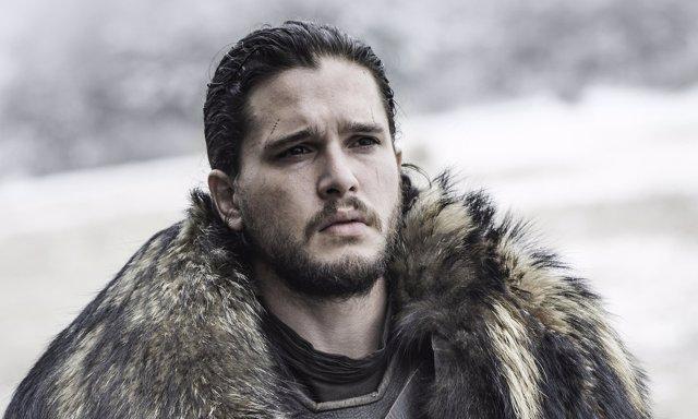 Kit Harington es Jon Snow en Juego de tronos
