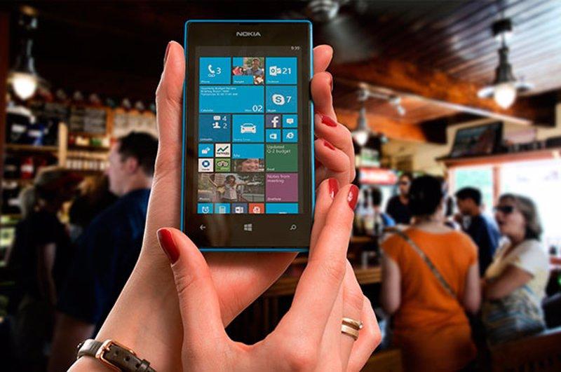 Nokia tappar i vasteuropa
