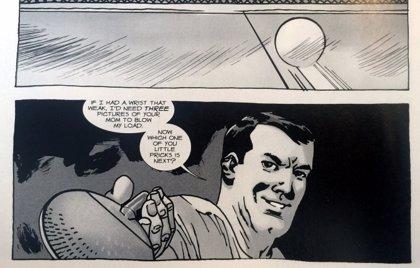 The Walking Dead: Así fue el doloroso pasado de Negan