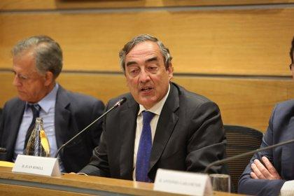 Rosell valora el nombramiento de Gual como presidente de Caixabank
