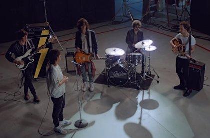 The Strokes estrenan videoclip para su single Threat of Joy