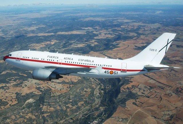 Airbus A310 de la Fuerza Aérea española