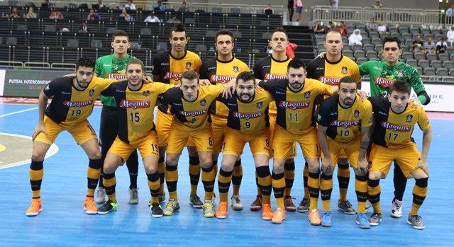 Magnus Futsal, campeón de la Copa Intercontinental