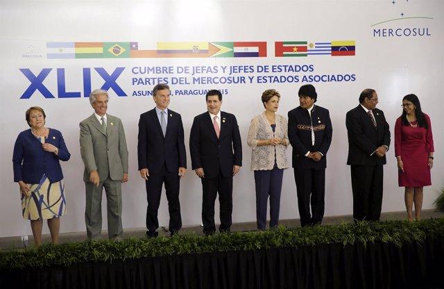 Uruguay apuesta por Maduro como presidente de Mercosur