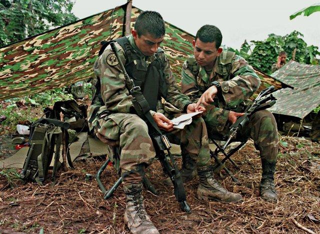 Campo de las FARC