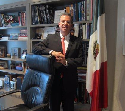 """Alejandro Díaz de León: """"México busca consolidarse como la economía emergente de Norteamérica"""""""
