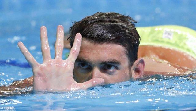 Michael Phelps estará en Río