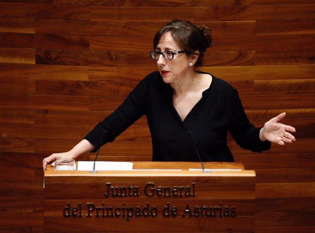 La Consejera De Fomento, Belen Fernández