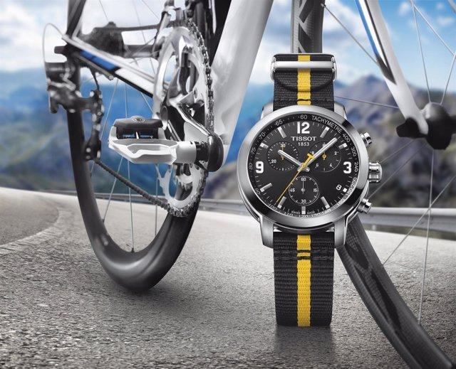Tissot lanza un reloj por el Tour de Francia