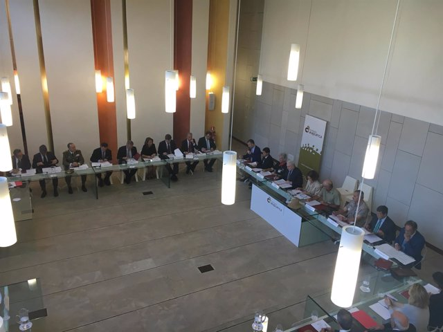 Reunión del Patronato de la Fundación Atapuerca.