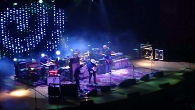 Wilco, este miércoles en el Palacio de la Ópera de A Coruña