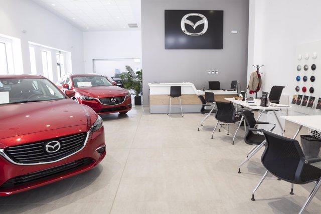 Concesionario Kuroba Motor de Mazda en Majadahonda