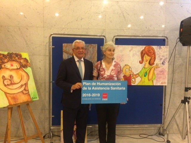 Sánchez Martos presenta el Plan de Humanización en Sanidad