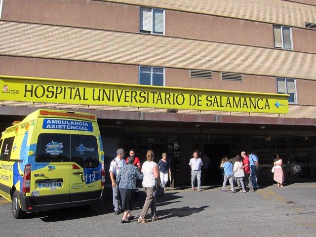 Hospital Clínico de Salamanca