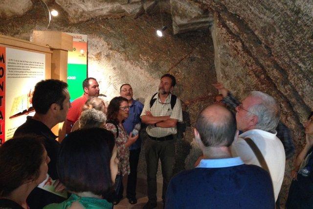 Viaje a Aragón de una delegación extremeña