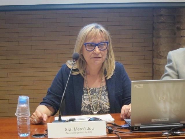 Mercè Jou, secretaria general del CIC