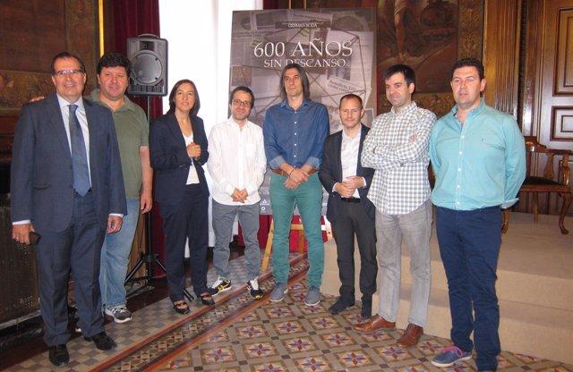 El documental se ha presentado en la DPZ y se preestrena esta tarde en Aragonia