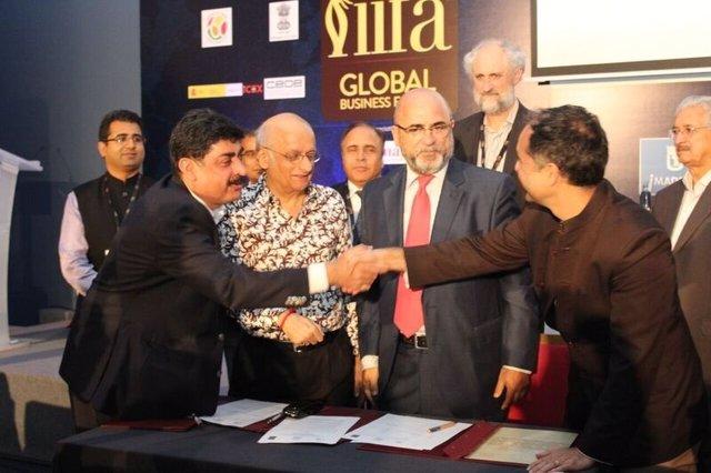 Acuerdo entre la Casa de la India y la Asociación de Productores de la India