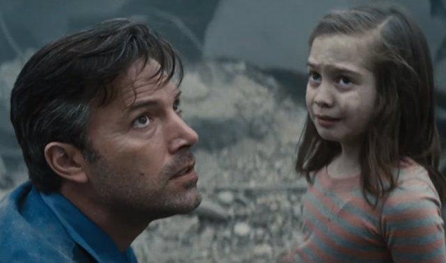 Ben Affleck en Batman v Superman