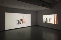 Repintar Miró, de Ignasi Aballí