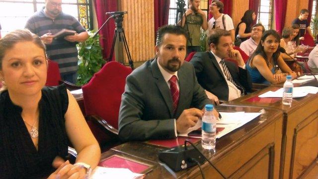 Grupo Ciudadanos en el Pleno