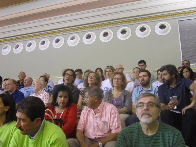 NP Y Fotos: Valoración Pleno Ahora Murcia