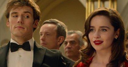 """Emilia Clarke y Sam Claflin (Antes de ti): """"Si eres feliz en la vida, no se puede pedir más"""""""