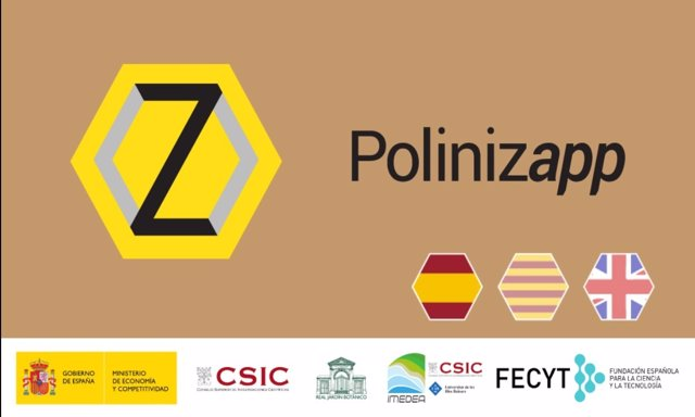 Juego online Polinizapp, para conocer la polinización en la biodiversidad