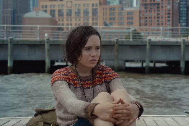Ellen Page en Tallulah