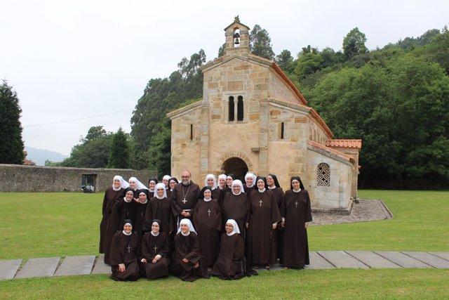 Las Carmelitas Samaritanas se incorporan al Monasterio de Valdediós