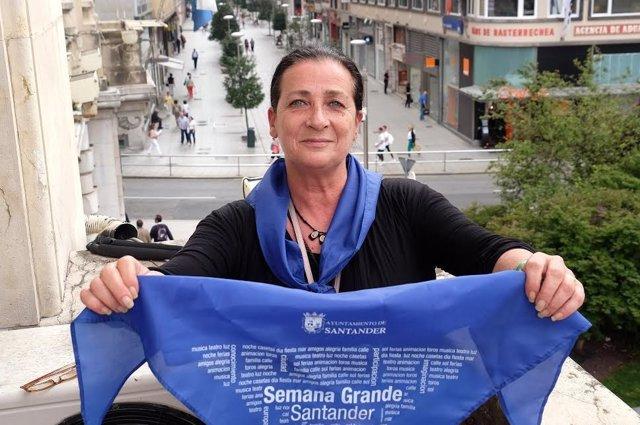Carmen Ruiz, concejala de Santander