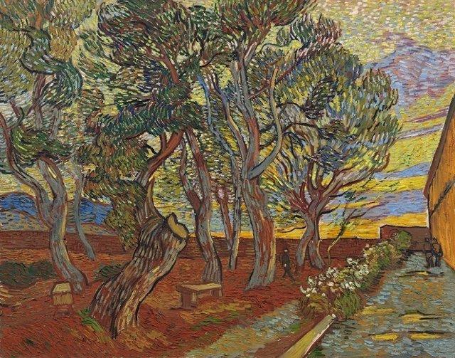NP La Exposición 'Al Borde La Locura. Van Gogh Y Su Enfermedad' Se Adentra En El