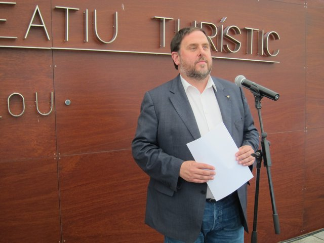 Oriol Junqueras detalla el proyecto turístico y recreativo de Salou