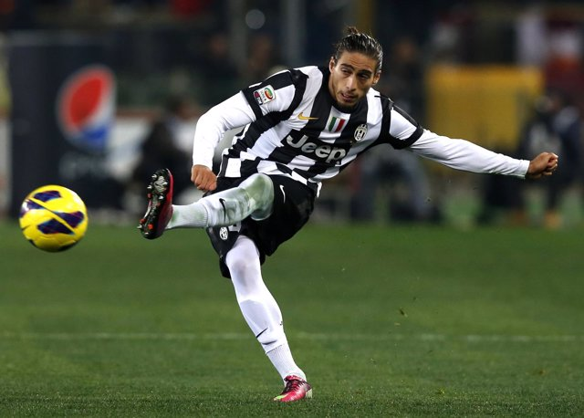 Martín Cáceres, Juventus