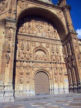 Iglesia de San Esteban de Salamanca