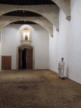 Salón 'De Profundis' en el Convento de San Esteban en Salamanca